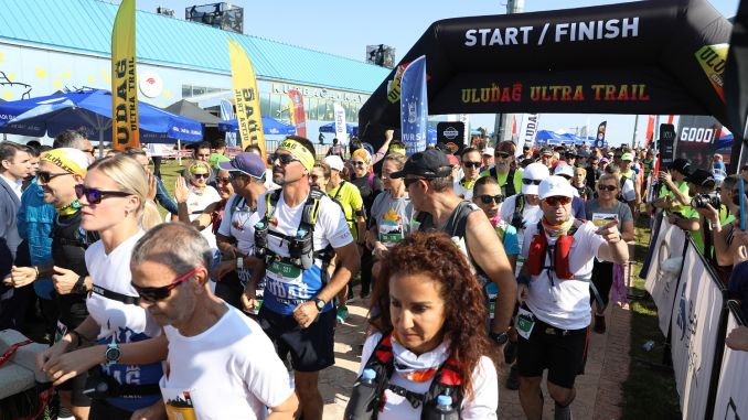 Uludag Ultra Marathon comenzó