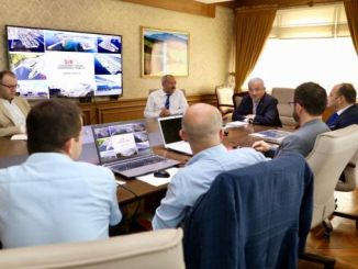 unye port and cruise port project works started