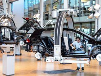 volkswagen új gyár szekta turkiyede