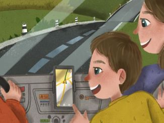 A delightful storybook that will make children love maps