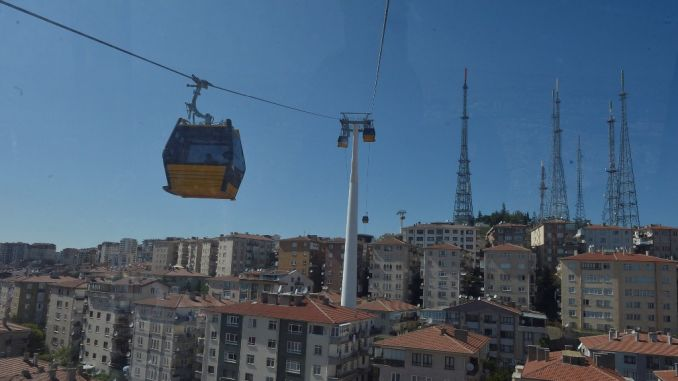 yenimahalle sentepe cable car maintenance service
