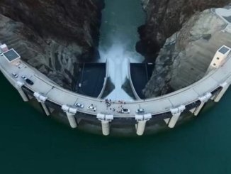 yusufeli dam is ranked among the highest dams in the world