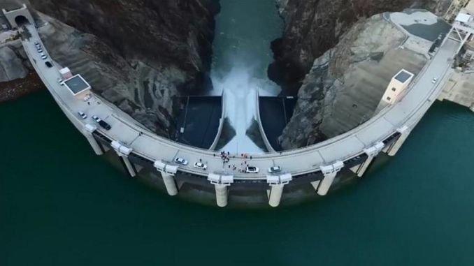 yusufeli dam is ranked among the highest dams in the world