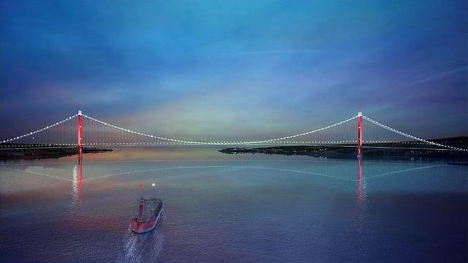 Canakkale Bridge