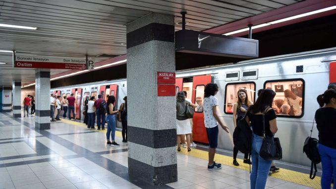 agustosda ego otobusleri ankaray metro ve teleferik ucretsiz