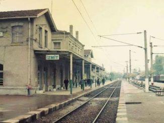 Haydarpasa Izmit Eisenbahn