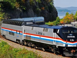 amtrak annoncerer ny rute