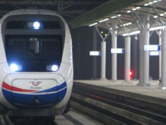 ankara konya high speed rail