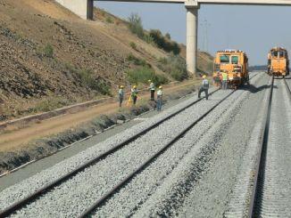 ankara sivas yht项目继续铁路铺设