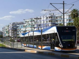 Antalya Tram Timetable and Fare Schedule 2019