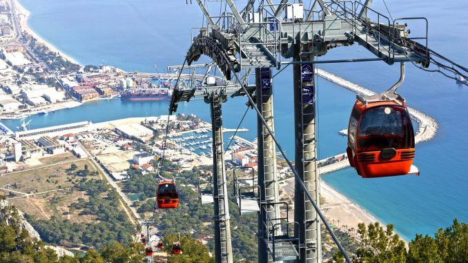 holiday in Antalya will be enjoyed in social facilities
