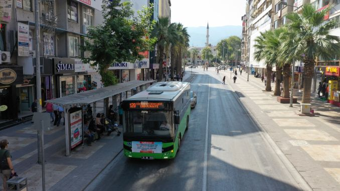 new bus line will be in service in august