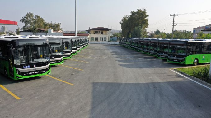 uus bussiliin