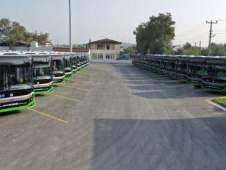 new bus line