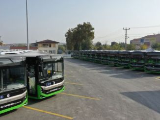 municipal buses in the most economical way