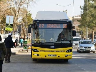 diyarbakirda toplu ulasim bayramda ucretsiz