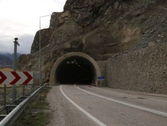 dsi artvinde km highway km tunnel built