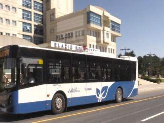 elazigda bezplatná veřejná doprava
