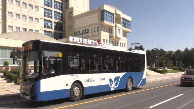 elazigda free public transportation