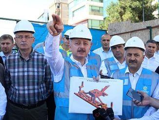 proyecto del metro gebze darica transferido al ministerio de transporte e infraestructura