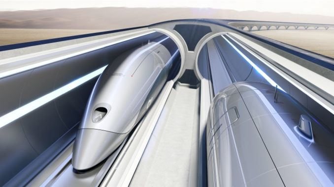 Hyperloop vinnulag