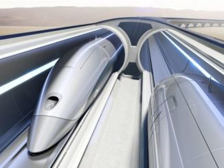 hyperloop arbetsprincip