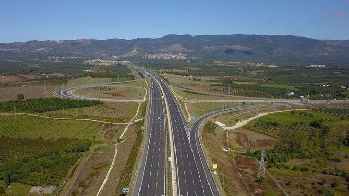 istanbul izmir motorway project information