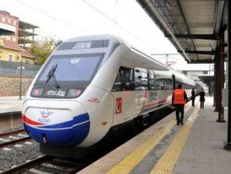 Istanbul Konya Hochgeschwindigkeitsbahn