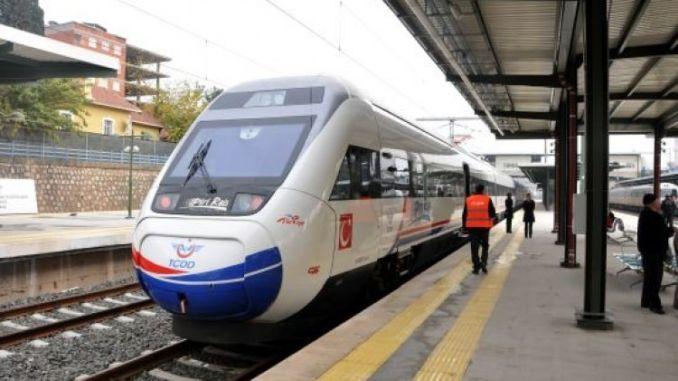 istanbul konya high speed railway