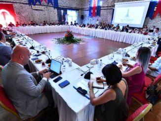 Измир үшін халықаралық ынтымақтастық уақыты