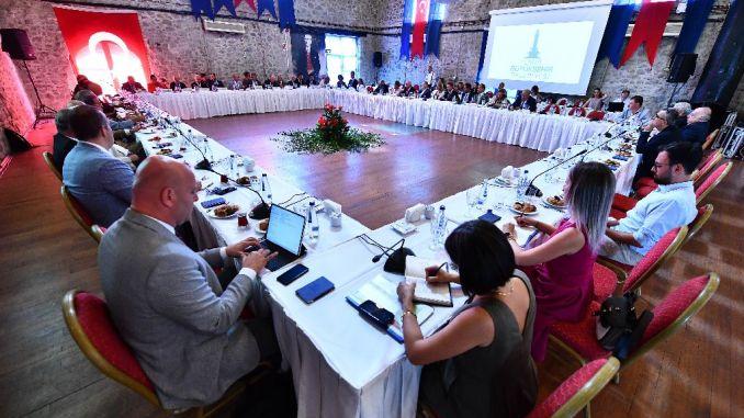 Izmiri jaoks rahvusvahelise koostöö aeg