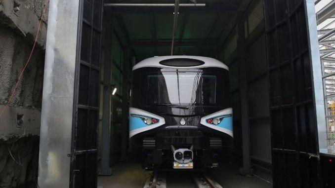 kabatas mahmutbey地鐵線項目的最新情況是什麼?