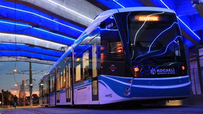 kocaelide public transport in August free