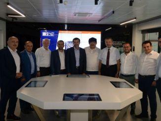 lumea de afaceri din Konya și Kayseri a examinat proiectele de brand btson
