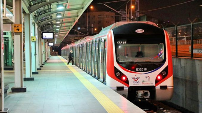 marmaray and capital city gocu