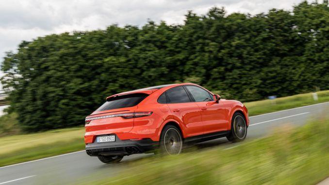 Porsche Agden sells thousand vehicles in the first month