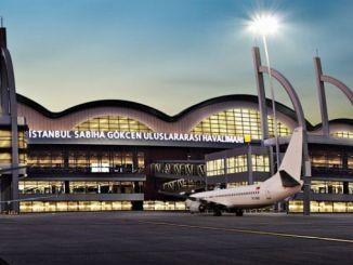 օդանավակայանի խնջույքին sabiha gokcen- ը կոտրեց ալյուրի ռեկորդը