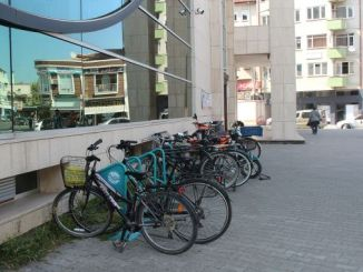 the number of bicycle stops in sakaria is increasing