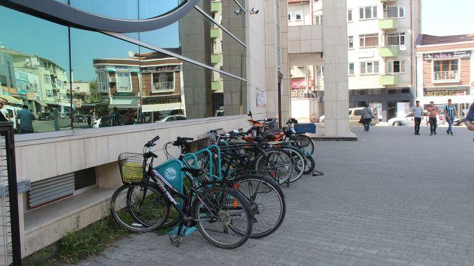 кількість зупинок велосипедів у Сакарії зростає