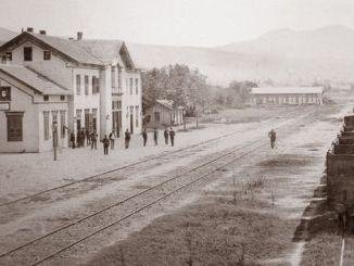 Calea ferată a Mănăstirii Salonic