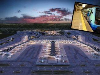 Letiště Senbay istanbul ustoupilo od výstavby metra