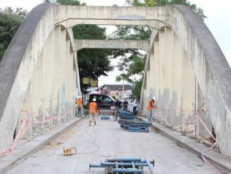 historische sakarya-brug vernieuwt