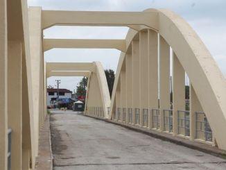 Els treballs de manteniment continuen a l'històric pont sakarya
