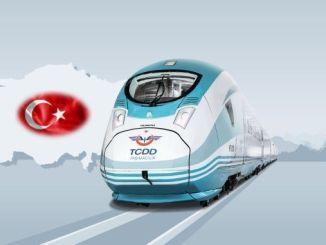 tcdd الشحن تحديث أسعار تذاكر القطار السريع