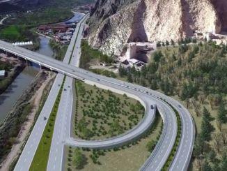 Der Trabzon Legal Boulevard ist in Betrieb