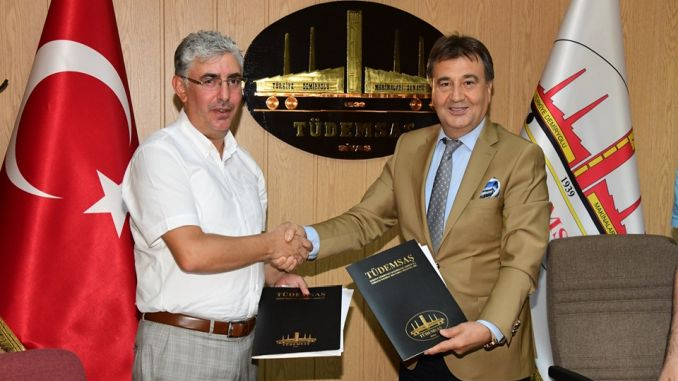 tudemsas and private sector in cooperation with abdye wagon export