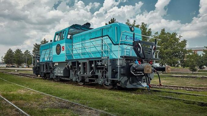 tupras mengimpor lokomotif dari stadler Swedia