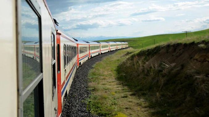 Beskrivelse af turistforespørgsler til østlige ekspressvogne