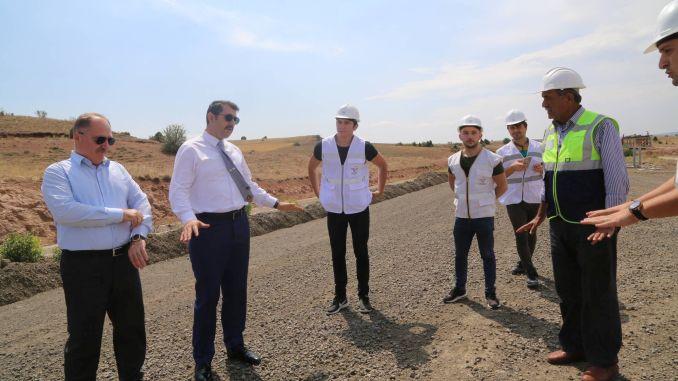 gobernador ayhan sivas ankara yht na natagpuan sa mga pag-aaral sa konstruksyon
