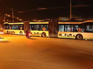 trambus test pokrenuta u anlıurfadi